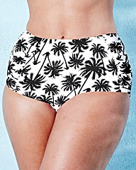 Simply Yours High Waisted Bikini Bottoms