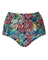 Simply Yours High Waisted Bikini Bottoms