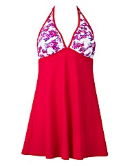 Simply Yours Halter Neck Swimdress