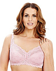 2 Pack Non Wired Front Fastening Bras