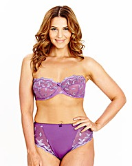 Multiway Wired Ava Purple Bra