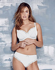 2 Pack Sophie Full Cup Natural/White Bra