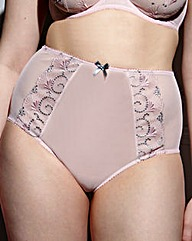 Always Aliza Fan Embroidery Brief