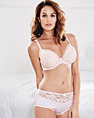 2 Pack Ella Plunge White/Champ Bras