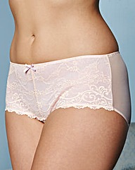 2 Pack Stretch Lace Purple/Pink Shorts