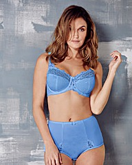 Ruby Minimiser Wired Cornflower Bra