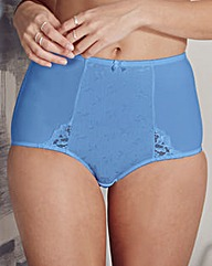 Ruby Full Fit Cornflower Blue Briefs