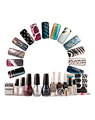 Rio Nail Art Glitz and Glam Collection