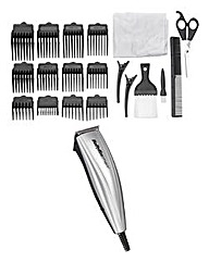 BaByliss For Men 22 Piece Clipper Set