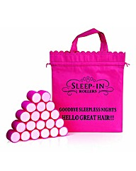 Sleep In Rollers Short Hair - FREE Gift