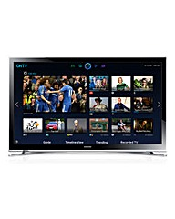 Samsung 32in TV Black and Installation