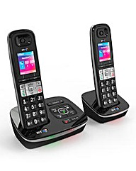 BT8500 Twin Cordless Phone