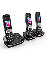 BT8500 Triple Cordless Phone