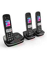 BT8500 Triple Cordless Phone