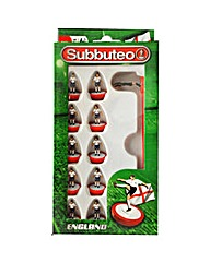 Subbuteo Player England Team Set