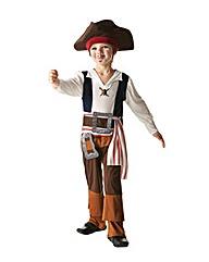 Disney Boys Jack Sparrow Costume