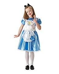Alice in Wonderland Deluxe Costume