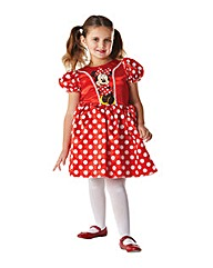 Disney Minnie Mouse Red Costume