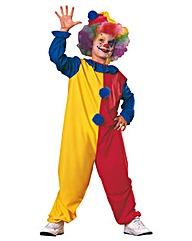 Child Clown Costume