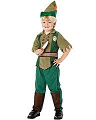 Disney Child Peter Pan Costume