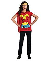 Ladies Wonder Woman T-Shirt