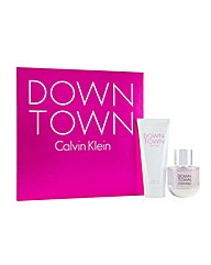 Downtown 50ml Edt and 100ml Body Lotion