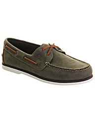 Chatham Docksider Leather Boat Shoes