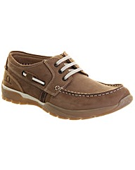 Chatham Finley Mens Leather Casual Shoes
