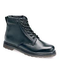 Globe Trotter Black Boot