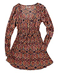 Joe Browns Mosaic Crushed Tunic