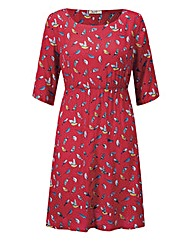 Joe Browns Flying With The Birds Dress