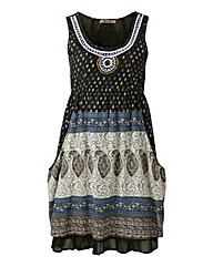 Joe Browns Perfect Paisley Print Dress