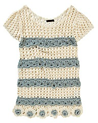 Joe Browns Carefully Crochet Sweater