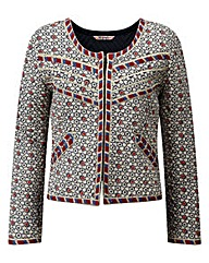 Joe Browns Quirky Quilted Jacket