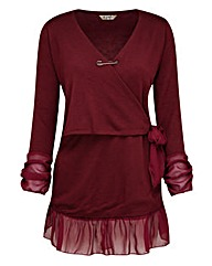 Joe Browns Wonderful Wrap Tunic