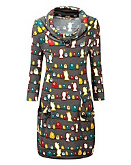 Joe Browns Bird Print Tunic