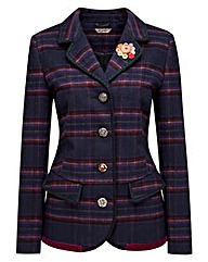 Joe Browns Royal Check Jacket