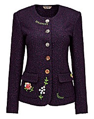 Joe Browns Elegant Embroidered Jacket