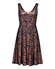 Joe Browns Dazzling Jacquard Dress
