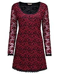 Joe Browns Very Vintage Lace Tunic Dress