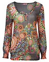 Joe Browns Mexicana Blouse
