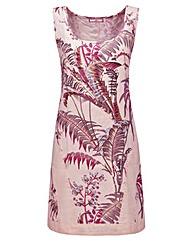 Joe Browns Tropical Linen Tunic Dress