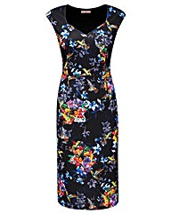 Joe Browns Totally Tropical Scuba Dress