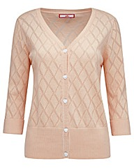 Joe Browns Perfect Pointelle Cardigan