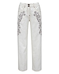 Joe Browns Slouch Linen Trouser