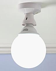 Bathroom Globe Bulb 22W 2 Pack