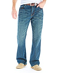 Union Blues Loose Fit Denim Jeans 29in