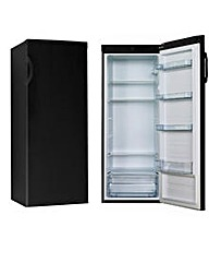 Russell Hobbs 55cm Black Tall Fridge