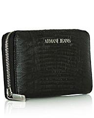 Armani Jeans Dorky Wallet