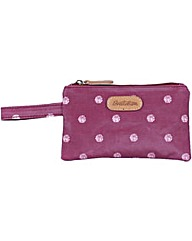 Brakeburn Polka Dot Flat Purse